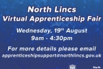 Virtual apprenticeship fair